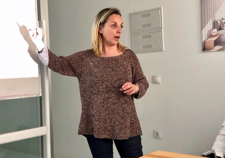 Junta de Valencia SIC en las oficinas de Nora Igarka