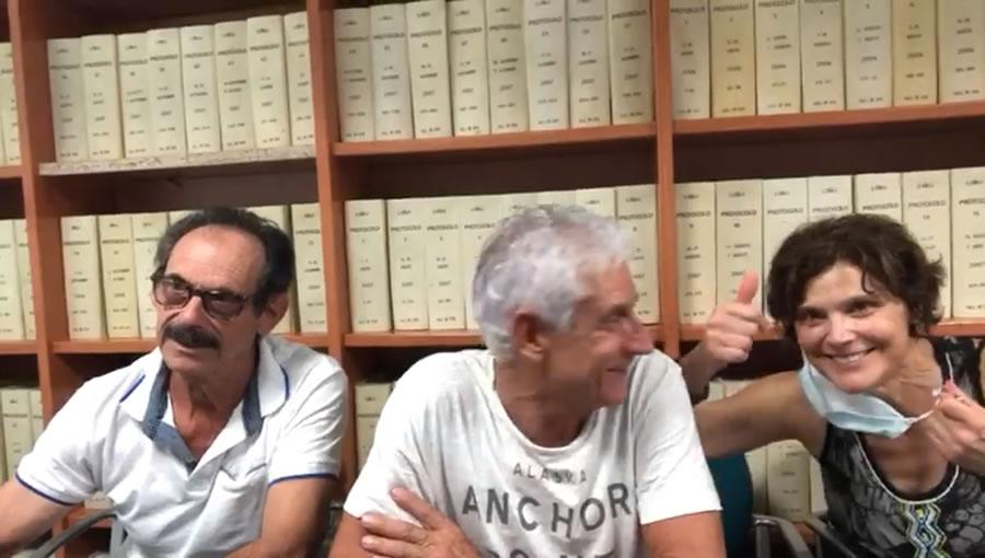 Opinión de nuestros amigos Juan Vicente, Albino y Pili sobre la venta de su propiedad