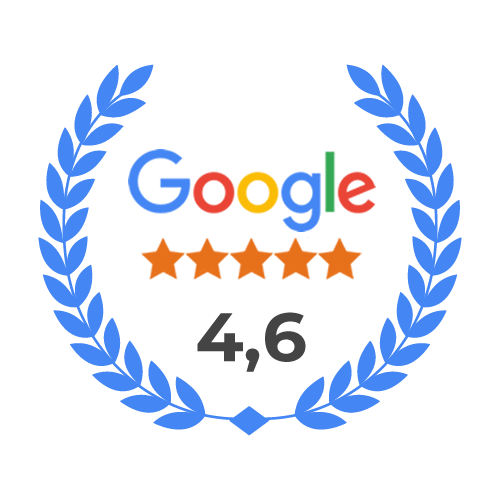 Así opinan de nosotros en Google, ¡mil gracias!